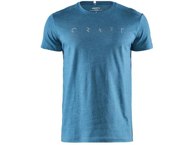 Craft Deft 2.0 T-shirt Homme, universe melange